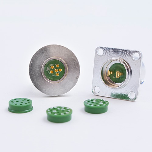 Circular Mil-Spec-Type Hermetic/Sealed Connectors | Amphenol MAO